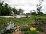 Horse and Garden Organic Farm in Sweet's Corner, NS.