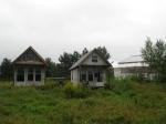 Apprentice housing accommodations at Jemseg River Farm