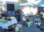 Market time for Jemseg River Farm, NB.