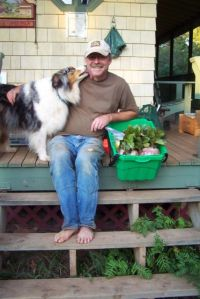 John Quimby, PEI Organic Farmer and Grow A Farmer Apprentice Host